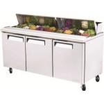 Austune 3 Door 762mm Deep Salad Table