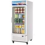 Austune 1 Glass Door Upright Colorbond Display Freezer