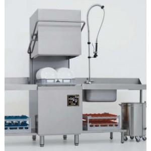 Hobart Single Phase Hood Type Dish and Glass Washer